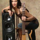 Гитаристка Ирина