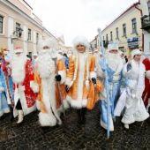 Корпоративный квест на Новый год Академия Дедов Морозов и Снегурочек