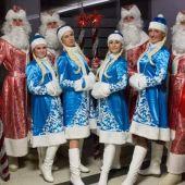 Квест на Новый год Академия Дедов Морозов