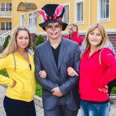 Выездной корпоративный квест Страна чудес Алисы