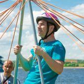 Веревочный курс  выездная программа тимбилдинга с элементами тренинга