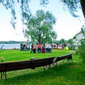 площадка для проведения свадьбы на природе