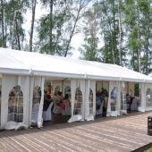 шатры  для праздников в Подмосковье