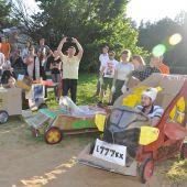 проведение тимбилдинга и организация корпоратива на летней площадке в Москве