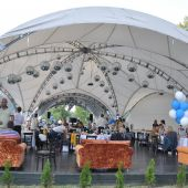 открытые площадки для свадеб в москве