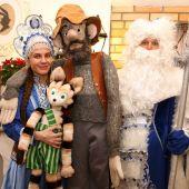 Новогодняя история Пэтсона и Финдуса