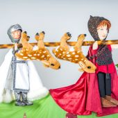 дные кукольные спектакли