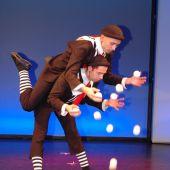 Жонглеры - Акробаты