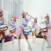 оркестр барабанщиц  костюмы  Куклы