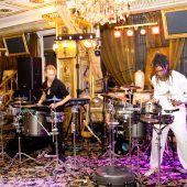 Тандем барабанщиков