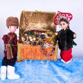 Кукольные новогодние спектакли