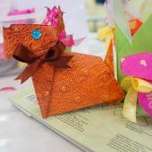 Мастер класс оригами