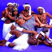 Шоу африканских барабанщиков №1