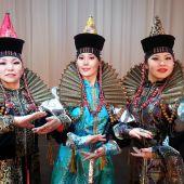 Ансамбль танцев народов Сибири
