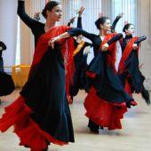 Ансамбль испанских танцев