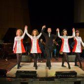 Ансамбль ирландских танцев
