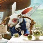 """Новогодний корпоратив """"Алиса в стране Чудес"""""""
