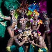 Одна новогодняя ночь в Рио де Жанейро