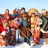 Русский народный ансамбль № 4
