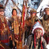 Индейское шоу( Шоу индейцев)