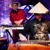 Китайский музыкальный ансамбль