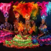 Шоу - балет № 16 (Бразильские танцы)