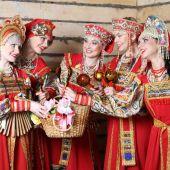 Русский народный ансамбль № 5