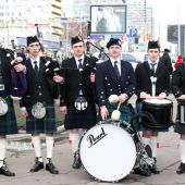 Ансамбль Шотландских волынщиков