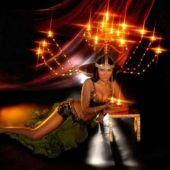 Танцовщица Алия