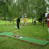 Выездной мини-гольф