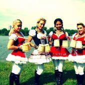 Ансамбль немецких танцев ( Баварская программа)
