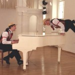 Степ танцоры