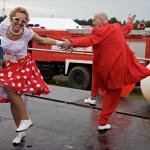 Танцоры свинга