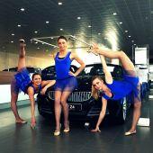 Шоу художественной гимнастики