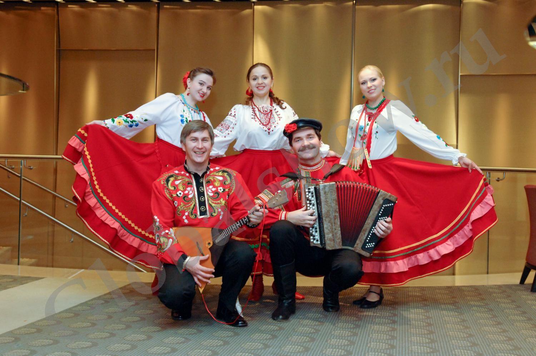 Русская народная музыка для конкурсов